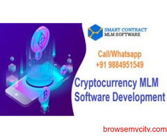 Cryptocurrency MLM Software Development-Smart Contract MLM Software