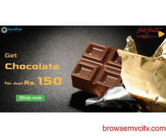 Get Chocolate for Just Rs. 150
