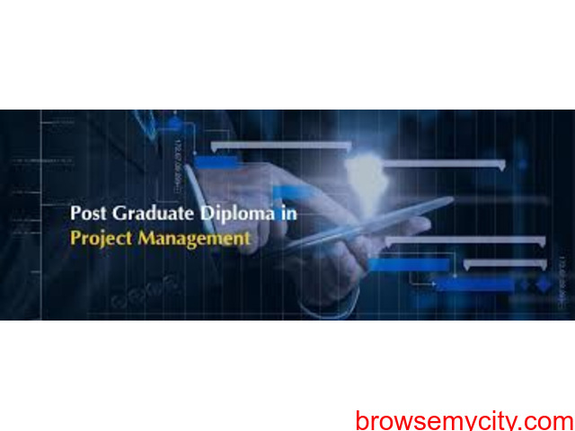 Post Graduate Diploma in 'PROJECT MANAGEMENT' - 1/1