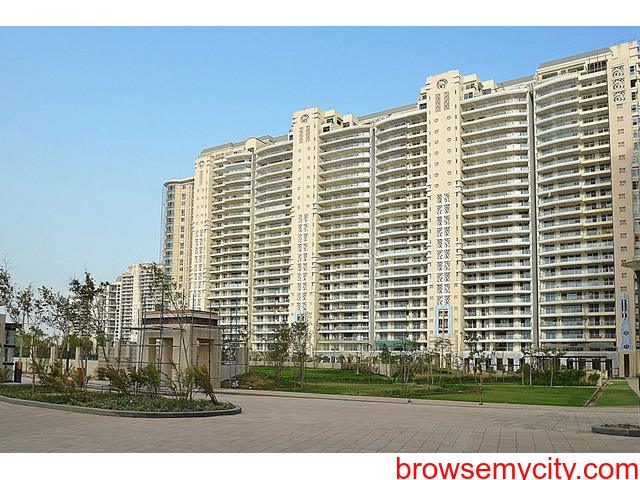 4 BHK Apartments For Rent in Gurgaon – DLF The Magnolias on Golf Course Road - 1/1