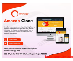 Amazon/Flip Kart Online Shopping Clone App | Omninos Solution