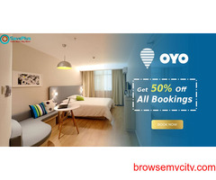 Get 50% Off All Bookings