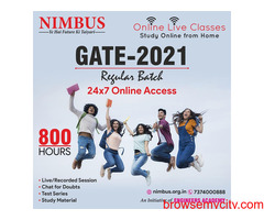 Best GATE Live Online Classes in India