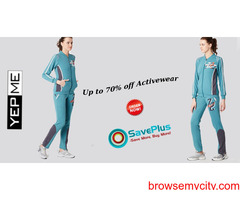 Yepme Coupons, Deals & Offers: Up To 73% Off on active wear