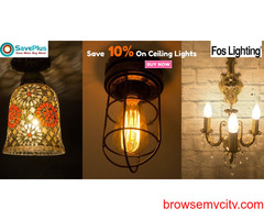 Save 10% On Ceiling Lights