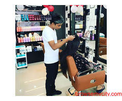 No 1 Hair Stylist in Dibrugarh | stylomaniasalon.com