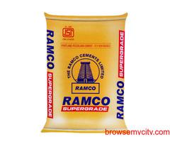 Ramco Cement Price   Buy Ramco Super Grade Cement -BuildersMART
