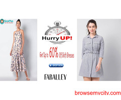 FabAlley Coupons, Deals & Offers: Get Up to 60% Off Shift Dresses