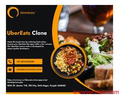UberEats Clone   Omninos Solutions