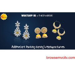 AddMeCart Looking For Jewellery Manufacturers