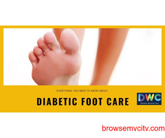 Best Diabetic Foot care clinic in Bangalore