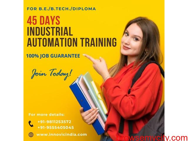 PLC SCADA Training in Noida - 2/5