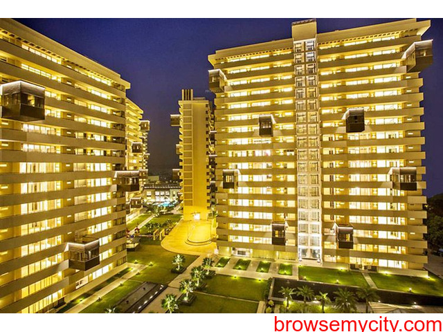 Apartments For Rent in Gurgaon – Salcon The Verandas on Golf Course Road - 1/1