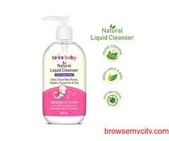 Natural Liquid Cleanser: Buy Best Baby Liquid Cleanser Online