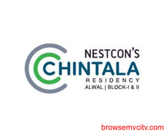 2 BHK & 3 BHK Luxury Flats for Sale in Alwal, Secunderabad - nestcon
