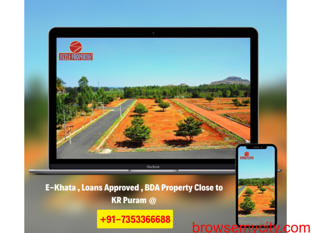 Real estate developers in Bangalore - 1/1