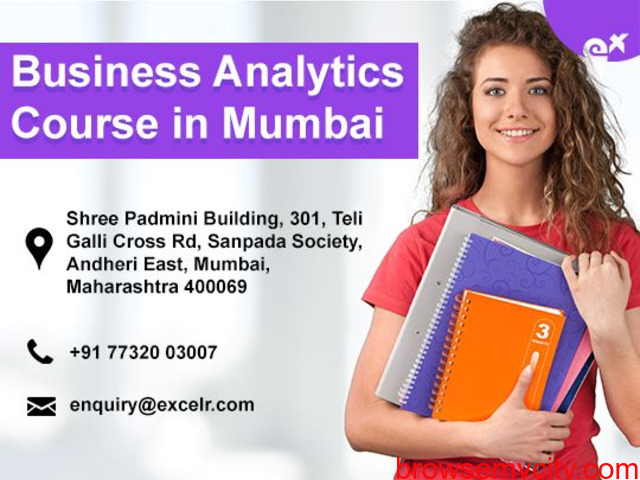 Business Analytics Course in Mumbai - 1/1