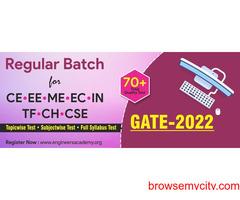 Top GATE coaching in India