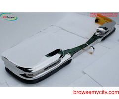 Mercedes W111 3.5 coupe bumpers