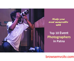 Top 10 Event Photographers in Patna