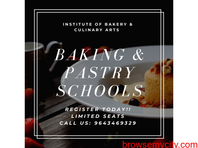 Join Best Baking and Pastry Schools - 1/1