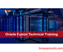 Oracle Fusion HCM | SCM | PPM | Certification Course Online Training
