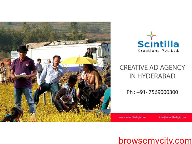 Ad Agency in Hyderabad | Scintilla Kreations - 2/4