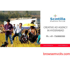 Ad Agency in Hyderabad | Scintilla Kreations