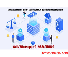 Cryptocurrency Smart Contract MLM Software Development-Smart Contract MLM Software