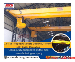 ABCO Engineers-crane manufacturing companies