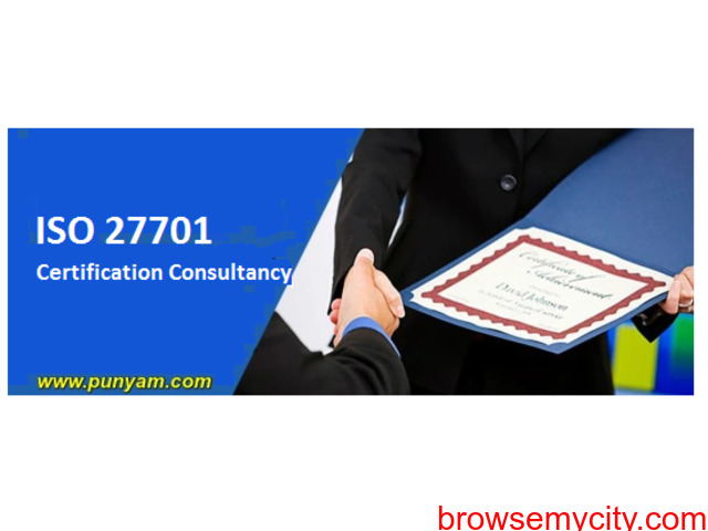 E –learning Course ISO/IEC 27701:2019 Certification Consultancy - 1/1