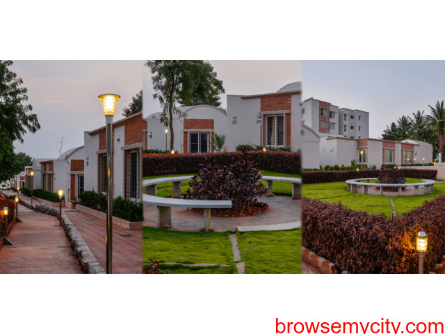 Sree Senior Homes :Best Quality Retirement Homes in India - 2/5