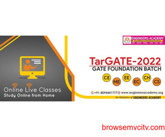 Best GATE coaching classes for final year students