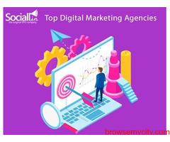 Top Digital Marketing Agencies Chennai | Sociall.in