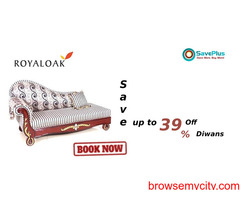 Save up to 39% on Diwans