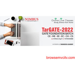 Notification for GATE online Coaching in India