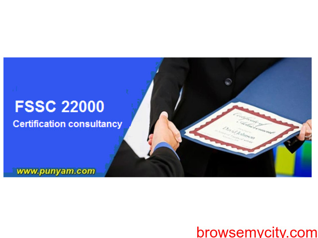 FSSC 22000 Consultancy - Food Safety System Certification (Version 5) - 1/1