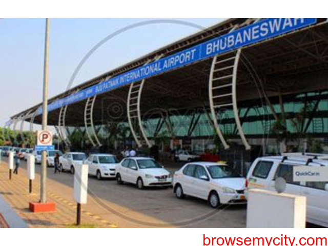 Outstanding car rental in Bhubaneswar, Book a drive now! - 1/1