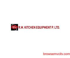 industrial kitchen equipment.