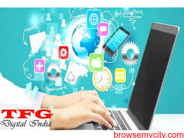 Advertising - Diversified advertising services to create a strong communication with audience. - 3/3