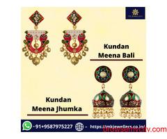 Meenakari Jewellery Manufacturer and Wholesaler to Enhance Look