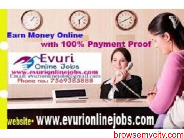 Simple Online Offline Data Entry Typing Jobs - 1/1