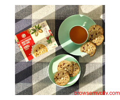 High protein snacks | Protein cookies
