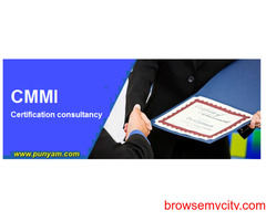 CMMI Certification Consultancy