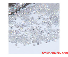 Low Prices Colorless Diamonds Lot (On Sale)