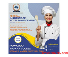 Hotel Management Colleges in Greater Noida, Noida, Gurgaon India: Fihm