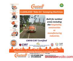 Cleanland Heavy Duty Road/Street Sweeper