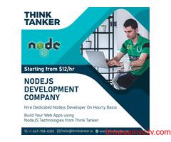 Hire Expertise NodeJS Developers in Mumbai - ThinkTanker