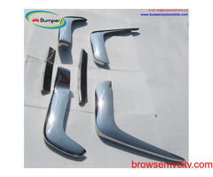 Front and Rear bumpers Volvo P1800 Jensen Cow Horn