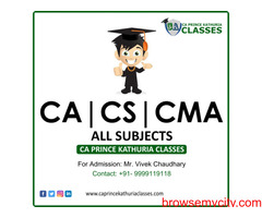 Best CA Coaching Institute In Faridabad - India
